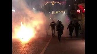 Gilets jaunes : samedi sous tension à Metz (VIDÉO)