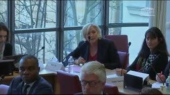 """Intervention de Marine Le Pen en commission : """"Nous risquons de perdre Mayotte !"""""""