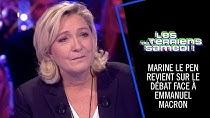 """Marine Le Pen, le fin du plafond de verre ? (""""Les Terriens du Samedi"""")"""