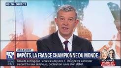 Nicolas Doze : La France, championne du monde… des impôts !