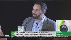 Vox, un vrai parti conservateur et anti-immigration, met une raclée aux socialistes en Espagne