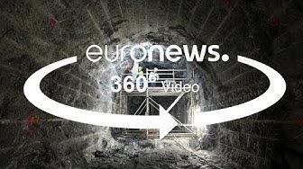 Immersion à 360° dans le premier cimetière pour déchets nucléaires au monde (VIDÉO)