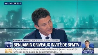 """Débat truqué : pour Griveaux, """"l'IVG, la peine de mort, le mariage pour tous ne seront pas sur la table"""""""