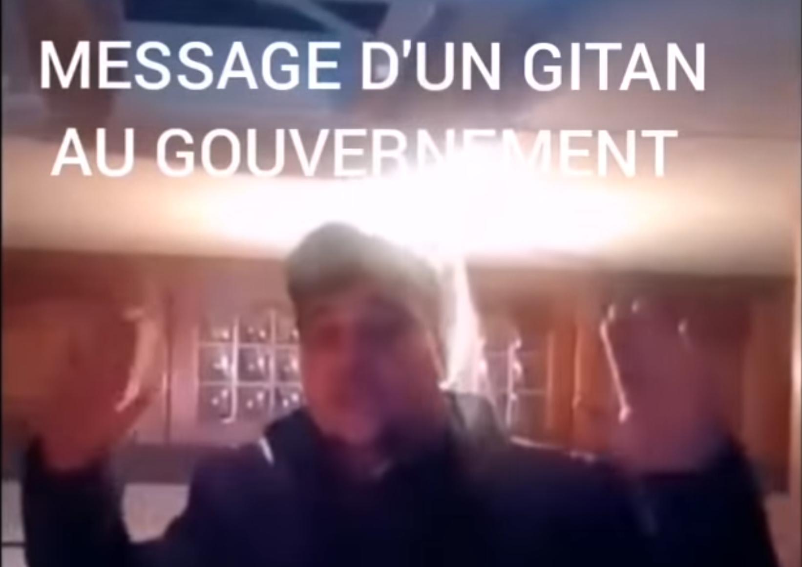 Suite à l'arrestation de la Christophe Dettinger, des Gitans menacent Emmanuel Macron (VIDÉOS)