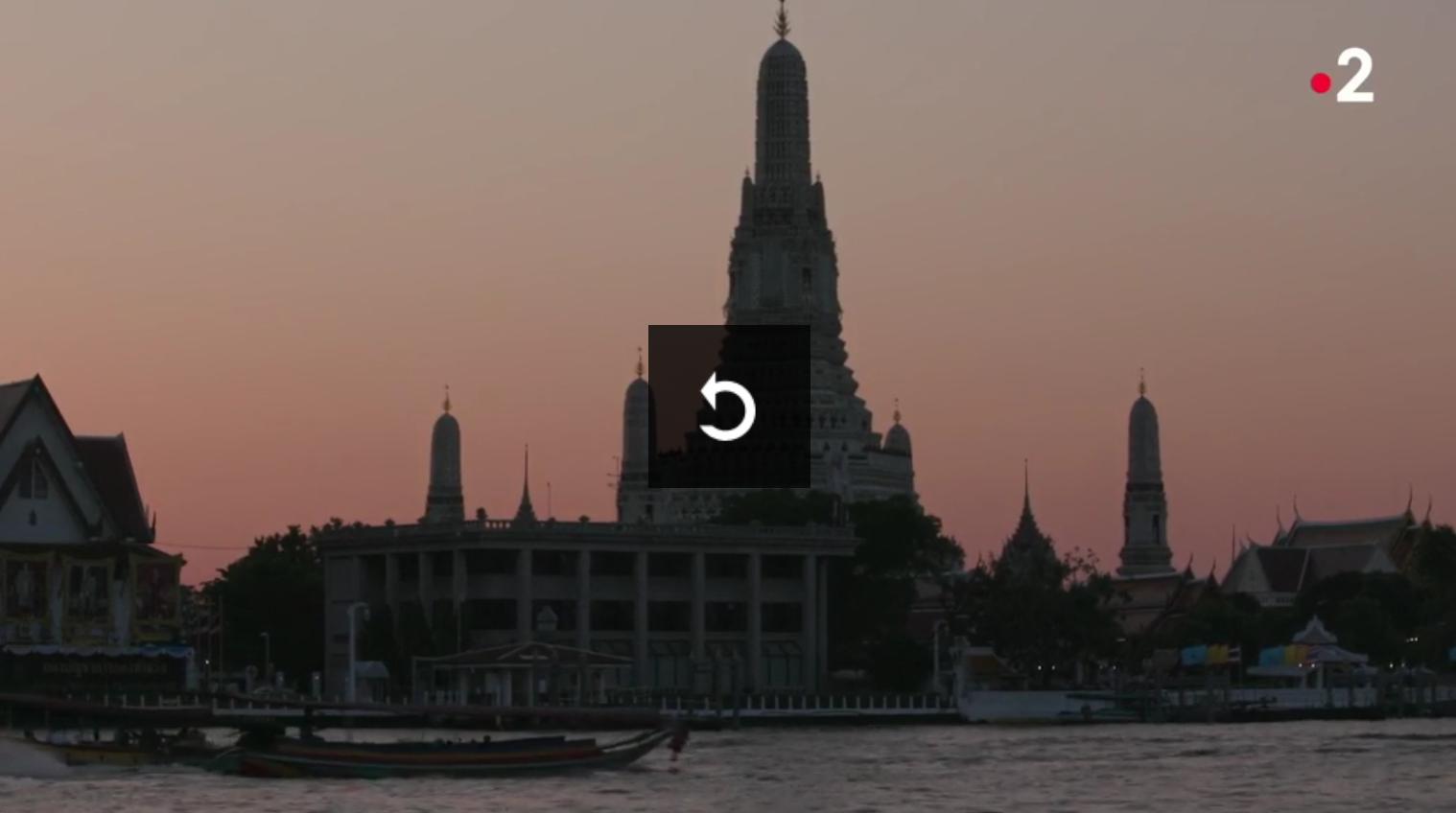 "Les ""Venise"" du monde : Bangkok (Thaïlande)"