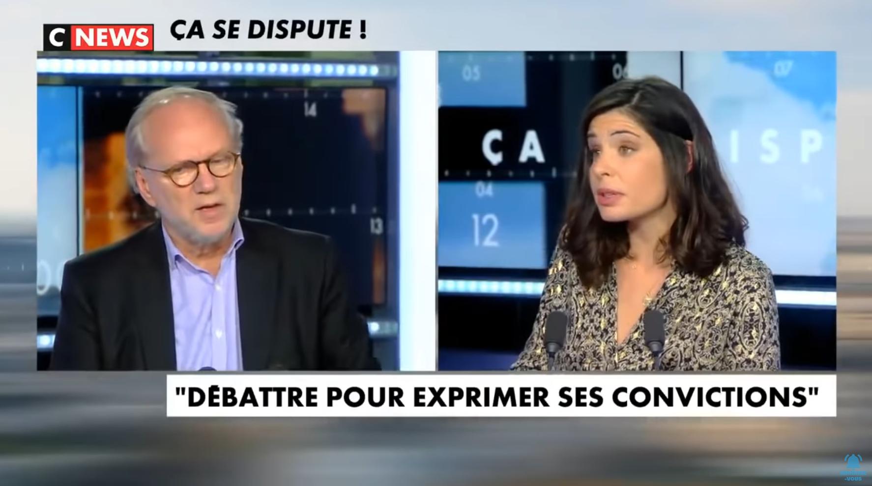 Le débat sur l'UE s'invite avec les Gilets Jaunes : Charlotte d'Ornellas VS l'insupportable Laurent Joffrin (DÉBAT MUSCLÉ)