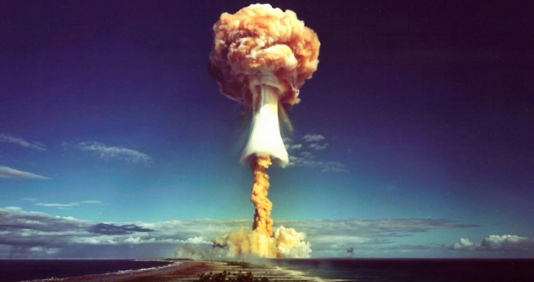 Les plus grosses bombes atomiques de l'Histoire (VIDÉO)