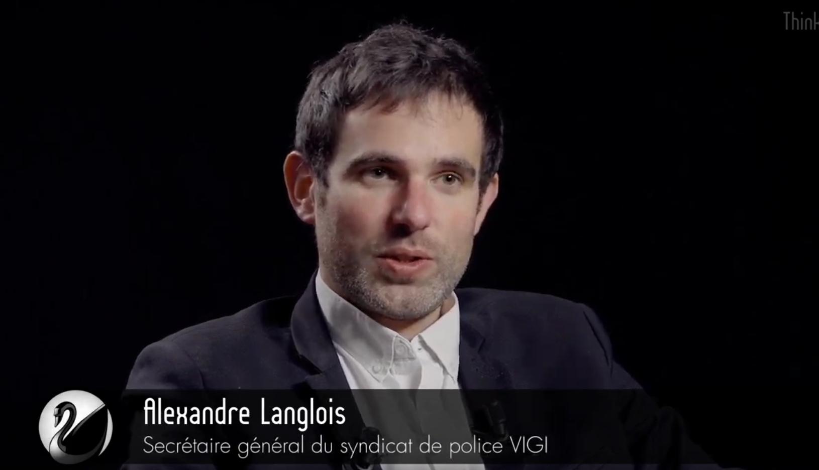Alexandre Langlois : Un policier candidat à l'élection présidentielle (ENTRETIEN)