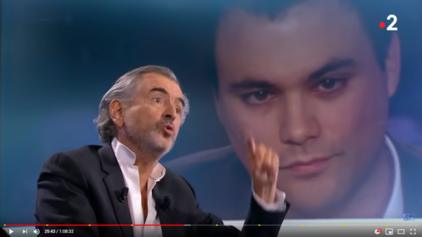 """""""On n'est pas couché"""" du 26 janvier 2019 : Charles Consigny VS BHL (DÉBAT)"""