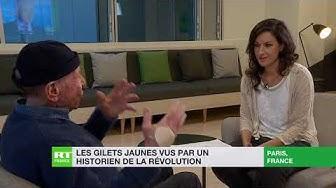 Éric Hazan, spécialiste de la Révolution : « Ce système vit ses derniers temps »