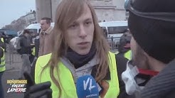Acte X : Un Gilet Jaune compare Macron à un dictateur (VIDÉO)