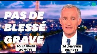 Violences policières : le 20h de TF1 se contredit (VIDÉO)