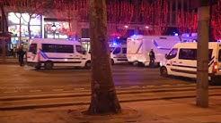 Les forces de l'ordre cherchent à disperser les gilets jaunes, regroupés sur les Champs-Élysées (VIDÉO)
