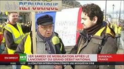 Grand Débat National : Un Gilet Jaune dénonce des maires « pétrifiés » par Emmanuel Macron (VIDÉO)