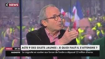 Ivan Rioufol : « Macron entretient la haine en parlant des Gilets Jaunes comme d'un ennemi intérieur »
