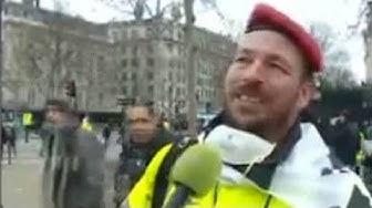Un Gilet Jaune traite Christophe Castaner de « politicien à la con » et rappelle que la France appartient aux Français (VIDÉO)