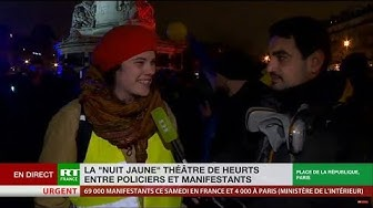 Hermine (Gilet Jaune) réclame le Frexit : « Il est nécessaire qu'on se fasse entendre ! » (VIDÉO)