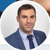 """Surréaliste : Julien Odoul (RN) s'en prend au """"conservatisme"""" de François-Xavier Bellamy (LR)"""
