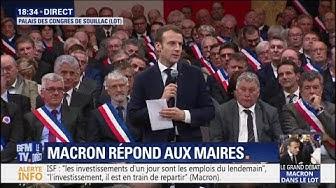 "80 km/h : Emmanuel Macron affirme ""n"