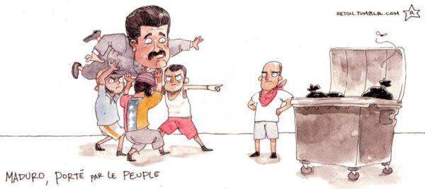 La fin du désastre socialiste au Vénézuela ?