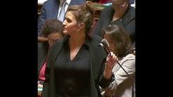Marlène Schiappa critiquée au Sénat pour sa venue chez Cyril Hanouna