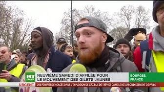 « Grand débat national » : pour Maxime Nicolle, « beaucoup de personnes ont des gros doutes » (VIDÉO)