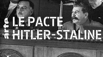 Le pacte Hitler-Staline (DOCUMENTAIRE)