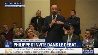 """Édouard Philippe : """"Évidemment que la fiscalité française est trop compliquée"""""""