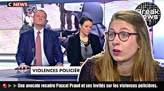 Une avocate recadre Pascal Praud et ses invités sur les violences policières (VIDÉO)