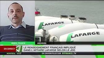 Le renseignement français impliqué dans l'affaire Lafarge ?