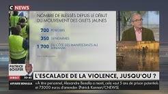 Pour Ivan Rioufol, la violence policière anti-Gilets Jaunes est alimentée par la violence d'État (VIDÉO)