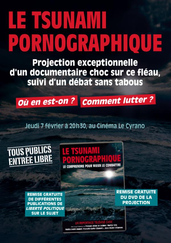 Le tsunami pornographique : le comprendre pour mieux le combattre (AGENDA)