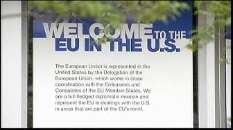 Le statut diplomatique de l'UE revue à la baisse par les USA : d'État à part entière, l'entité mondialiste passe au rang d'organisation internationale