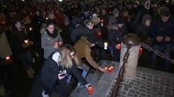 Autriche : veillée après le meurtre d'une adolescente par un Syrien (VIDÉO)
