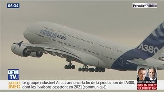 C'est fini, l'A380 ne sera plus produit. Pourquoi cet avion a été un échec commercial (Nicolas Doze)