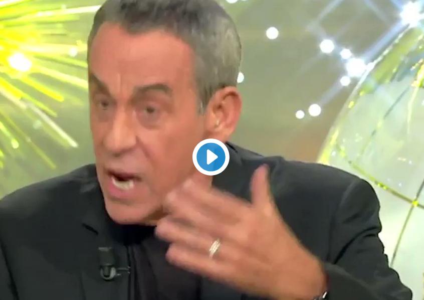 Quand Thierry Ardisson pose la question qui fâche : « Pourquoi on suit un mec toute la journée qui brûle des voitures sans l'arrêter ? » (VIDÉO)
