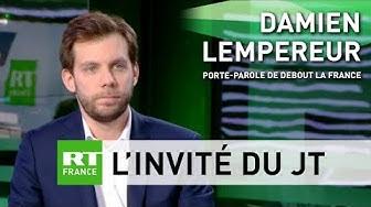 « Ce gouvernement a choisi de jouer le pourrissement et de diviser les Français » (Damien Lempereur)