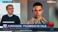 Eurovision : un immigré égyptien à boucle d'oreille pour représenter l'Italie…