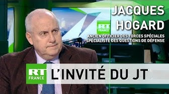 Jacques Hogard analyse la stratégie militaire Française en Syrie