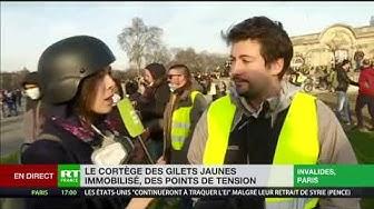 Julien, Gilet Jaune : « Même à l'acte 100, je serais toujours là ! » (VIDÉO)