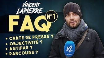 Faites connaissance avec Vincent Lapierre (VIDÉO)