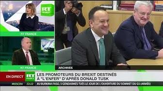 John Laughland : « Donald Tusk montre une ignorance crasse de la façon dont la campagne du Brexit a été menée » (VIDÉO)