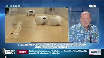 """Luc Julia : """"Il n'y a aucune chance que l'intelligence artificielle nous dépasse"""""""
