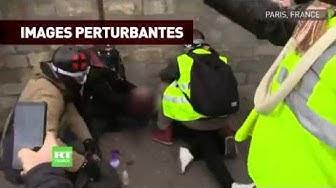 Acte 13 des Gilets Jaunes : un manifestant a la main arrachée à Paris (IMAGES PERTURBANTES)