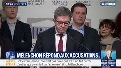 """Jean-Luc Mélenchon : """"Non, la France n'est pas un pays antisémite"""""""