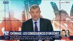 """Réforme de l'assurance chômage : """"On se dirige plutôt vers un échec des négociations"""" (Nicolas Doze)"""