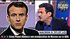 Grand débat national : Edwy Plenel dénonce l'imposture d'Emmanuel Macron (VIDÉO)
