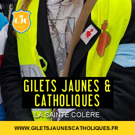 Gilets Jaunes Catholiques