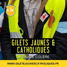 Gilets Jaunes Catholiques