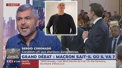 Sergio Coronado dénonce un « imaginaire raciste » chez Emmanuel Macron vis-à-vis des Gitans